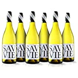 Marlborough Sauvignon Blanc White Wine Case - 6 Bottles (