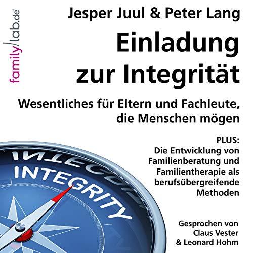 Einladung zur Integrität cover art