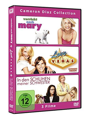 Cameron Diaz Collection (inkl. Verrückt nach Mary, Love Vegas, In den Schuhen meiner Schwester) (3 DVDs)