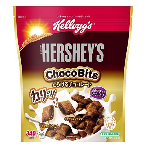 ケロッグ ハーシーとろけるチョコレート 340g×6袋
