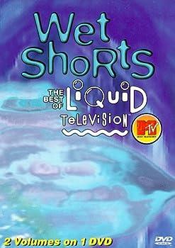 DVD Mtv / Wet Shorts: Best of Liquid Television Book