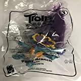 McDonald's 2020 Trolls World Tour Happy Meal Toy #3 Party Branch