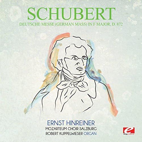 Mozarteum Choir Salzburg, Ernst Hinreiner & Robert Kuppelwieser