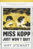 Image of Miss Kopp Just Won't Quit (4) (A Kopp Sisters Novel)