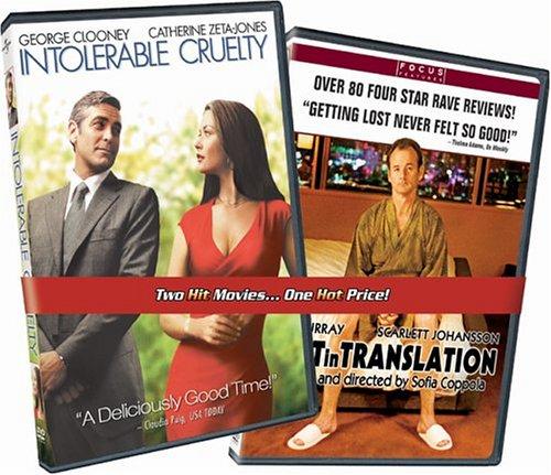 Intolerable Cruelty/Lost in Translation