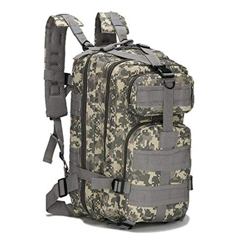 Motorhelay Étanche 25L Multi-Usage Tactique Militaire Sac Taille Rucksack Camping Trekking Sac Sport en Plein air Voyage 9 Other