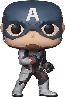 Funko Pop! Marvel: Avengers Endgame - Capitán América