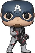 Funko Pop! Marvel: Avengers Endgame - Captain America, Multicolor