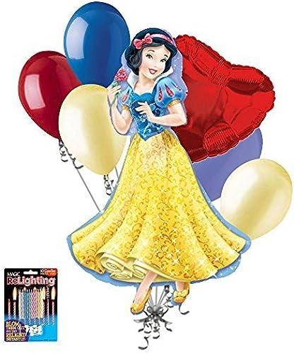 Disney Princess Snow Weiß Balloon Bouquet by Jeckaroonie Balloons