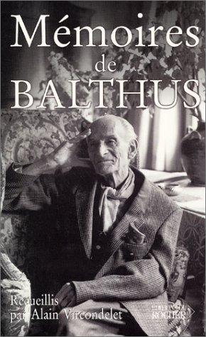 Mémoires de Balthus