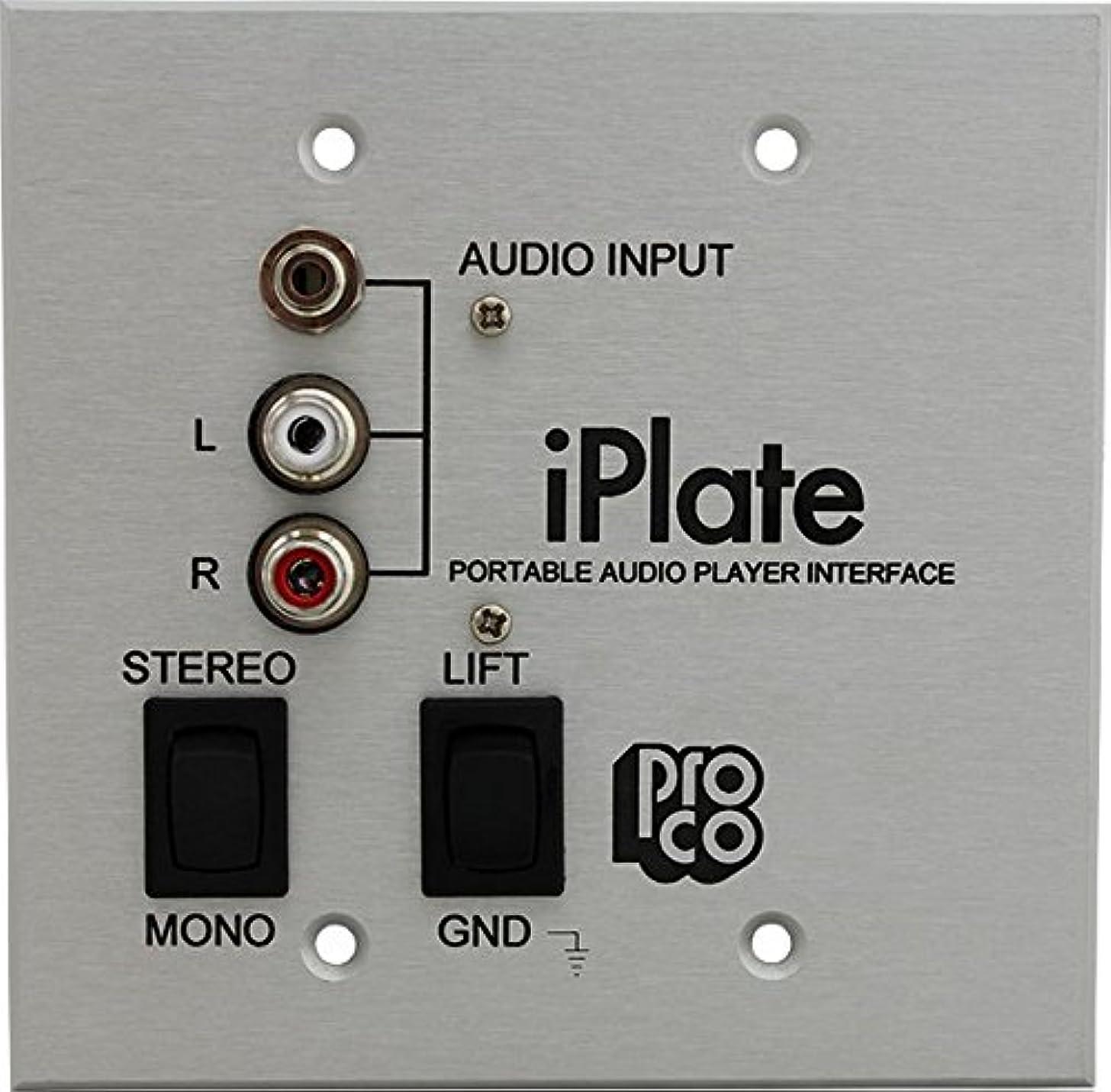 Pro Co Sound IPLATE Interface Plate