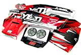 Axial 1/8 Yeti XL Body Panels (Cover Shell Monster Buggy AX31039 Painted AX90032