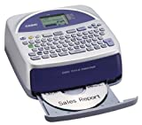 Best CD Printers - Casio Disc Title Printer with Qwerty keyboard (CW-75) Review