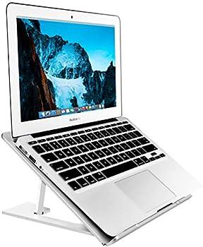 Soundance Portable Ergonomic Desktop Holder Laptop Stand