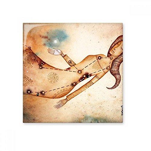 September Augustus Maagd sterrenbeeld Zodiac Keramische Bisque Tegels Badkamer Decor Keuken Keramische Tegels Wandtegels S