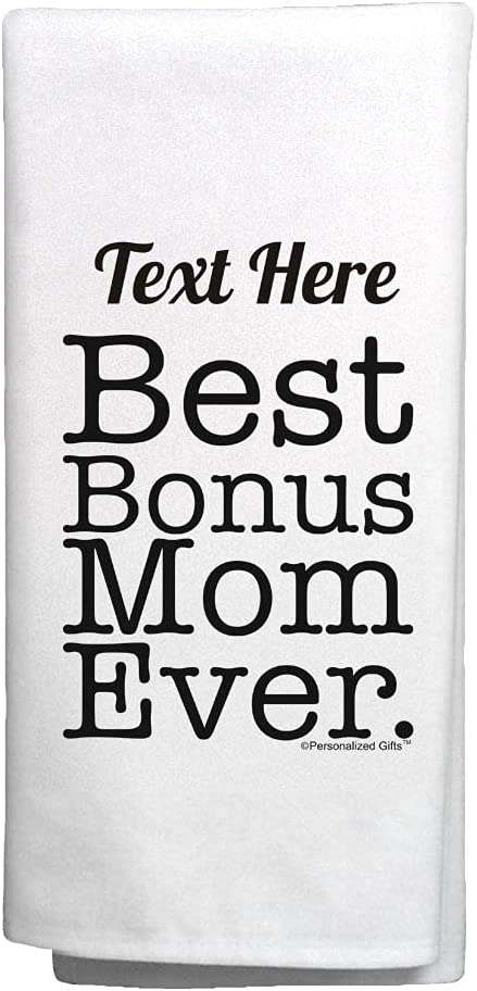 Step Mom Gifts Now on sale for Ranking TOP5 Women Custom Name Best Ever Pack Bon-s 6
