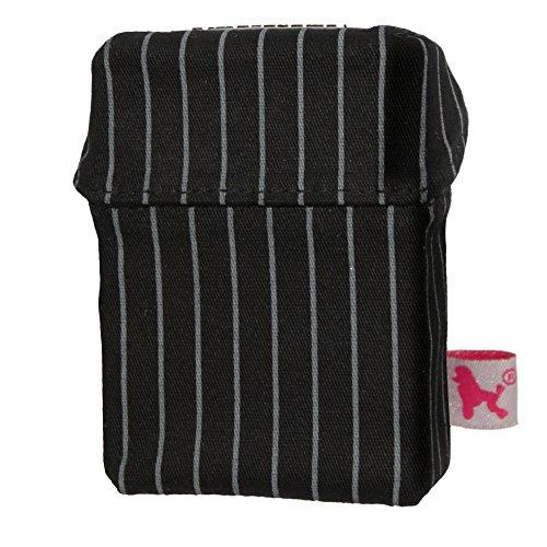 smoke shirt smokeshirt® Zigarettenetui XL in div. Designs 23-25 Zigaretten smoke shirt für Zigarettenschachtel in der Größe Big, modisch, Elegante, patentiert