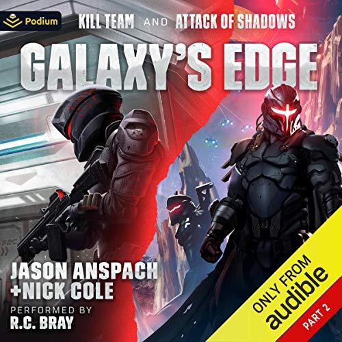 Galaxy's Edge, Part II Titelbild