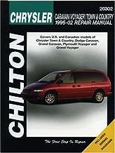 Chrysler Caravan/Voyager/Town&Country 1996-2002 Repair Manual (Haynes Repair Manuals)