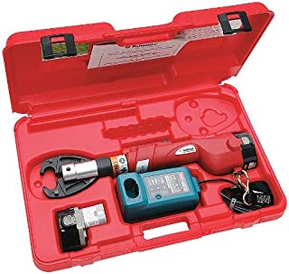 BURNDY PATMD6814V Battery Operated Crimping Tool