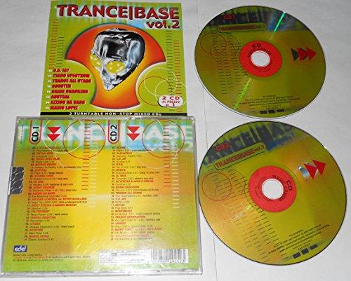 TRANCE BASE Vol. 2 - Luca Antolini/Klone/Scooter/DJ Gius... - 2 CD