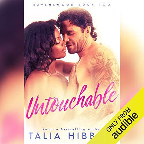 Untouchable audiobook cover art