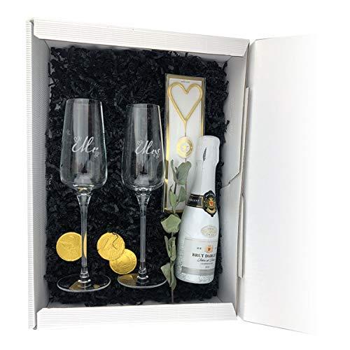 Geschenk zur Hochzeit - Geschenkboxen zur Auswahl - Hochzeitsgeschenk, Hochzeitsboxen:Box 01