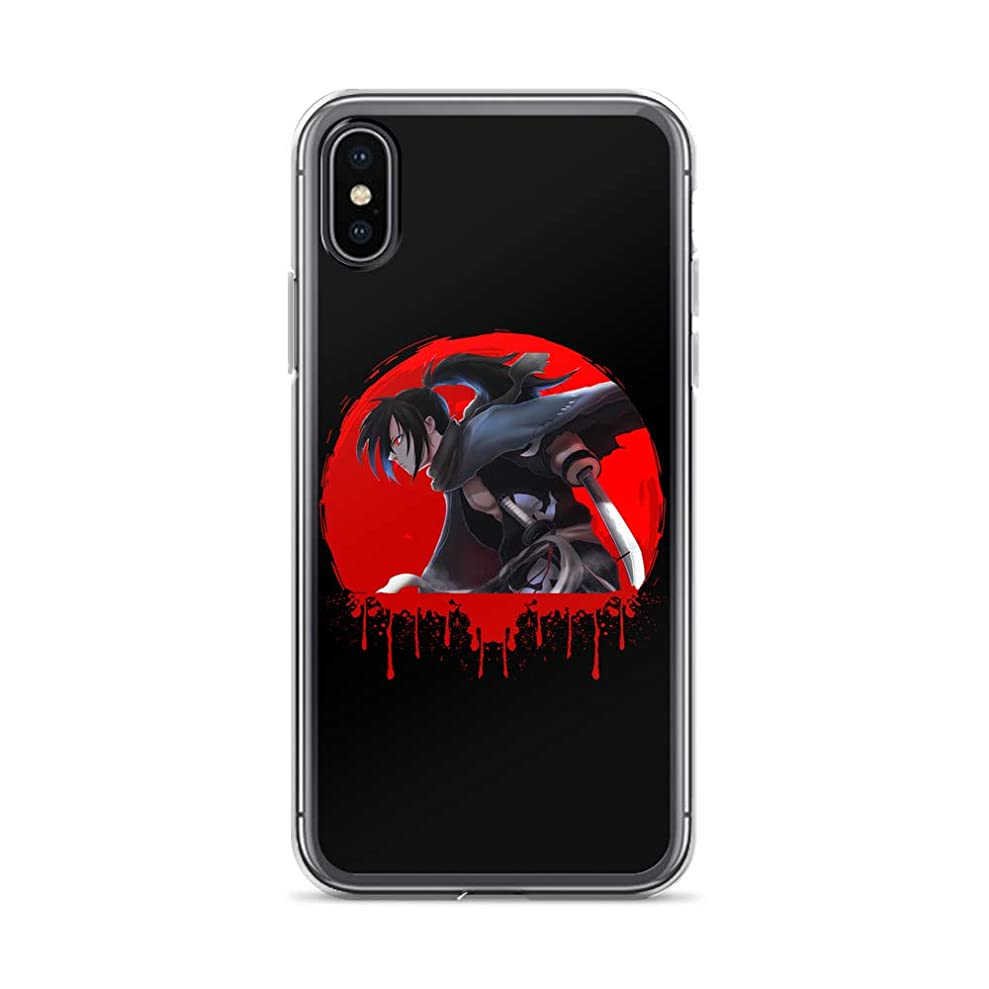 Hyakkimaru Bro Dororo Anime TV Series Blood Splatter Sunset iPhone Case qanydpyrr9925