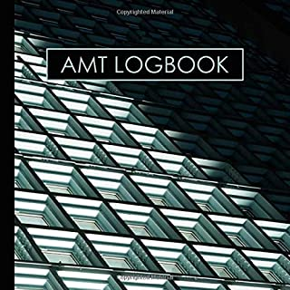 AMT logbook: Aviation Maintenance Technician log book