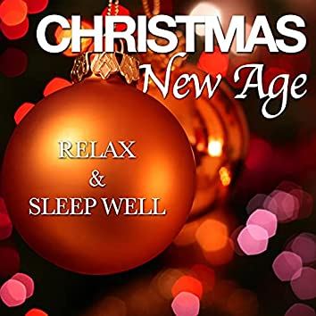 Christmas New Age: Relax and Sleep Well with Sounds of Nature, Rain & Ocean, to Soothe Your Soul at Christmas Time