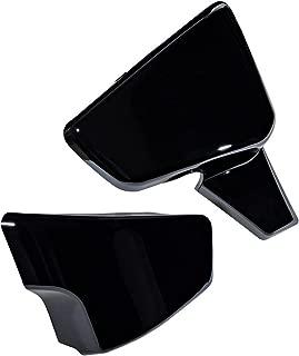 Glossy Black Battery Power Left Side Cover for Honda 99- 08 VLX 600/ 99- 07 VT 600 C CD Shadow VLX Deluxe