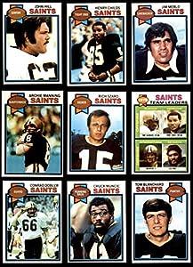 1979 Topps New Orleans Saints Team Set New Orleans Saints (Set) EX/MT Saints