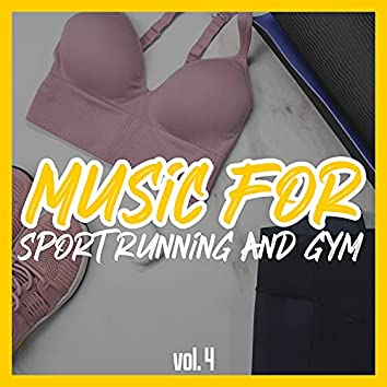 Music for Sport Running and Gym, Vol. 4