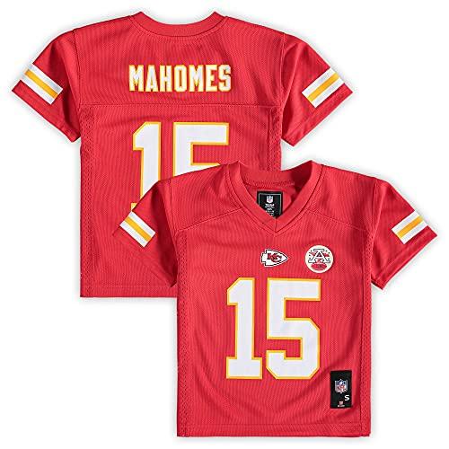 Outerstuff Preschool Patrick Mahomes Red Kansas City Chiefs Replica Player Jersey