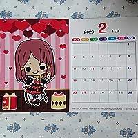 テイルズオブゼスティリア コトブキヤ グリーティング カレンダー カード ロゼ