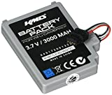KMD 3000mAh Rechargeable Battery Pack for Nintendo Wii U Internal Controller