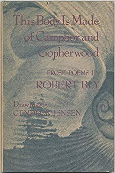 This Body Is Made of Camphor and Gopherwood 0060104147 Book Cover