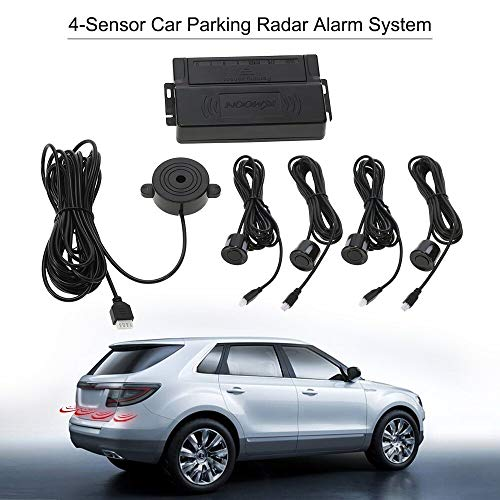 Best Review Of LBWNB Car Reverse Parking Radar System Car Parking Sensor Auto Parking Assist Car dvr...