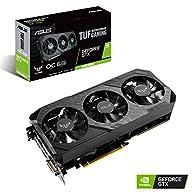 ASUS TUF Gaming X3 NVIDIA GeForce GTX 1660 Super OC Edition Graphics Card (PCIe 3.0, 6GB GDDR6 Memory, HDMI, DisplayPort…