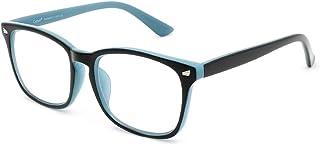 Cyxus Blue Light Computer Glasses, Unique Patented Blue Light Blocking Lens, Relieve Headache Digital Eye Strain