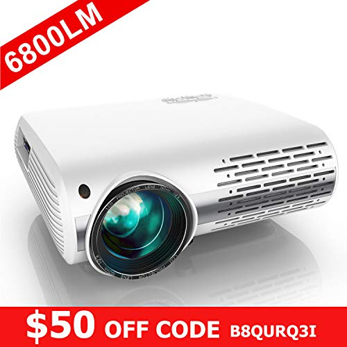 YABER Native 1080P Projector 680...