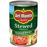 Del Monte Original Recipe, Canned Stewed Tomatoes,...