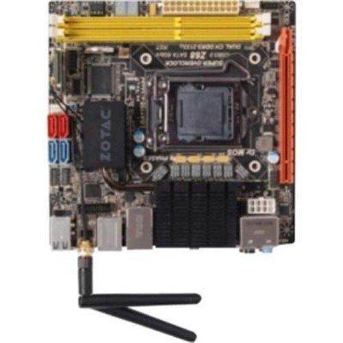 Zotac z68itx-a-e LGA 1155Intel Z68HDMI SATA 6Gb/s USB 3.0Mini-ITX-Mainboard