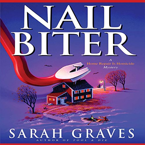 Nail Biter Audiobook By Sarah Graves cover art