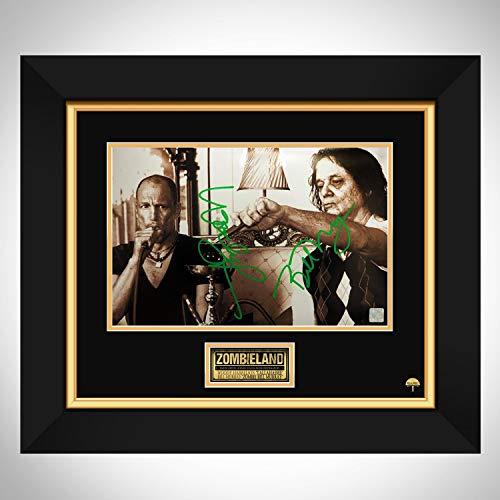 RARE-T Zombieland Harrelson & Bill Murray Limited Signature Edition Studio Licensed Photo Custom Frame