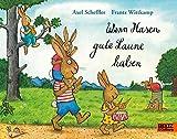 Wenn Hasen gute Laune haben: Vierfarbiges Bilderbuch