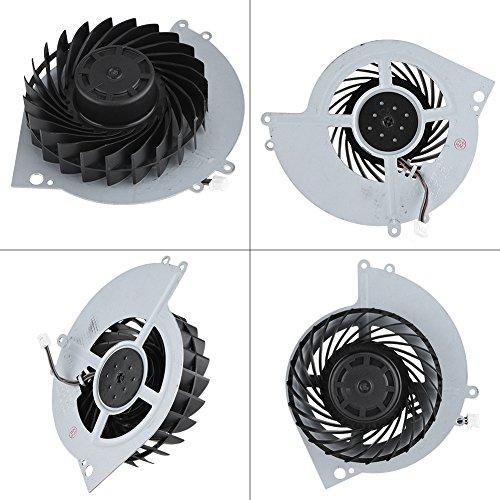 minifinker Enfriador Interno PS4 1200 Ventilador de enfriamiento Interno PS4 Reparación de Repuesto Pieza de reparación del Ventilador de enfriamiento, para PS4 1200