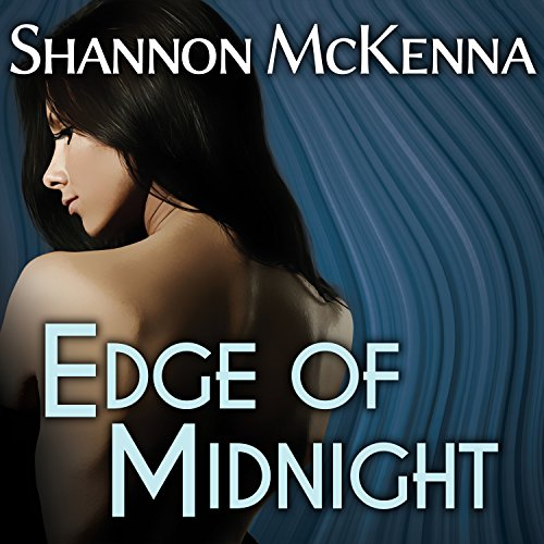 Edge of Midnight audiobook cover art