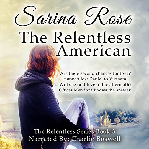 The Relentless American audiobook cover art