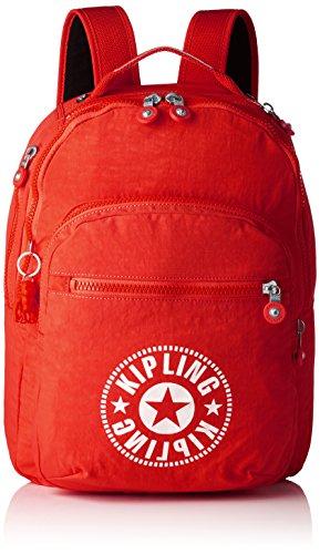 Kipling Clas Seoul Schulrucksack, 25 Liter, Lively Red